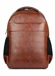 Vegan Leather Backpack 15.6 inch Business Vegan Leather Laptop Backpack for M... $66.04