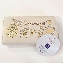 Sanrio Official Cinnamon Roll Long Wallet Japan Limited Cute Dhl Free Shipping