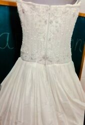 Anne Barge Wedding Dressesandnbspmore Beautiful Than These Photos Show Extended Train