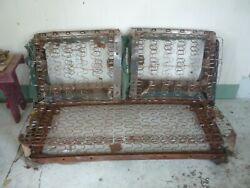 1955/56 Chevy Bel Air 210 150 Front Seat Complete