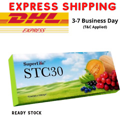 20 Boxes X Stc30 Supplement Stemcell Activator Vitamins 15 Sachets Superlife