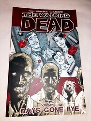 The Walking Dead Volume 1 Days Gone Bye Rated M Graphic Novel Sc Book Horror