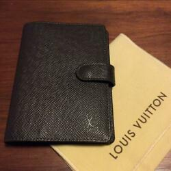 Louis Vuitton Epi Leather Diary Cover Brown m30809495621 Pre-owned From Japan