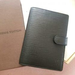 LOUIS VUITTON Epi notebook cover agenda 2007 diary m47961322912 Pre-owned Japan