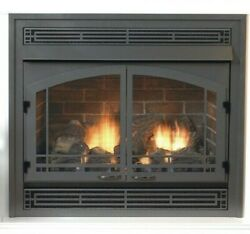 Empire White Mountain Vail Vent Free Fireplace Premium 32 Ip, Natural Gas