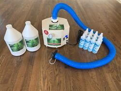 air Sanitizer package Safe Effective For Churches, Restaurants, Salons, Retail