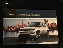 2019 Jeep Compass Owners Manual User Guide New