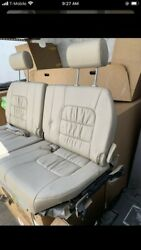 New Lexus Gx470 Tan 3rd Row Seats In Great Shape 3rd Middle Headrest Too