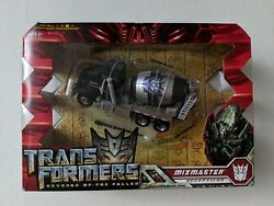 Transformers Revenge Of The Fallen Mixmaster Voyager Misb Sealed Rotf