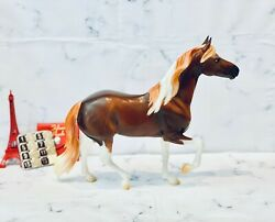 Breyer Traditional Enzo LIMITED MOLD TIPPY