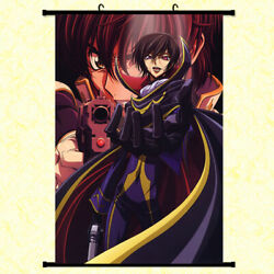Anime Code Geass Wall Scroll Poster Home Decorate Decor Holiday Gift 6090cm08