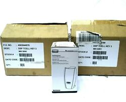 Rubbermaid Tc Tcell Dispenser White - 1793547 Case Of 12 Lot
