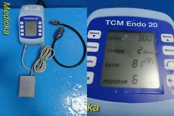 Nouvag Tcm Endo 20 Endodontic Rotary System W/ Foot-control And Power Cord 22279