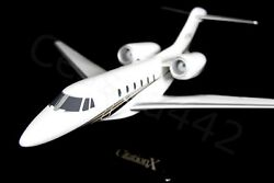 Pacmin - Cessna Citation X Aircraft Model 140 Rare N711he Collectable Rare Gift