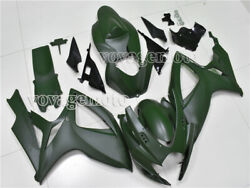 Abs Injection Plastic Fairings Fit For Suzuki 2006 2007 Gsxr 600 750 K6 A63