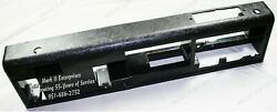 1966-67 Lincoln 4-door Armrest Base Passenger Right Front And Rear New Set Of 2