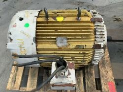 Westinghouse Thermal Protected Electric Motor 100 Hp 1780 Rpm 440 Volts