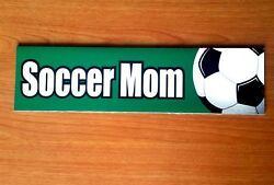 Mls Magnet Soccer Mom Appliance Car Manchester United New Made In The Usa