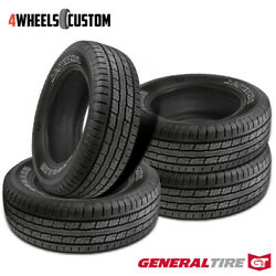 4 X New General Grabber Hts60 245/65r17 107t Highway All-season Tire