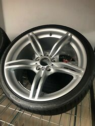 """2016 Bmw Z4 35is Rims And Run Flat Tires 19"""""""