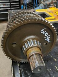 Ford 600 800 Tractor Transmission Main Top Gears Gear And Shaft