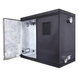 48x 78x 96 Reflective Mylar Hydroponic Grow Tent For Plant Growing