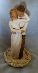 Willow Tree Susan Lordi Together 2012 Demdaco True Partner In Love And Life