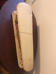 Ironing Board Sleeve Antique Wooden Double Sided Original Muslin Covers