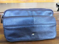Genuine Leather Rav Design Pouch Bag $1,834.00