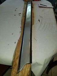 Nos 1972 73 Ford Torino Station Wagon Tailgate Moulding D2oz71403a70-a