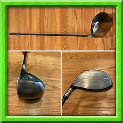 Taylormade 300 Ti 9.5 Driver W/tour S-90 Shaft And Golf Pride Grip