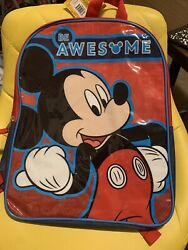 mickey mouse backpack kids $15.99