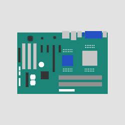 8-9-10001000 Generic Isa Tape Drive Interface Card