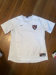 Nike Crossfire Soccer Jersey Youth Large