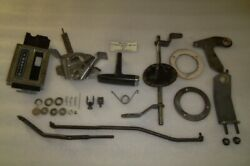 Console Auto Shifter And Linkage Set Up 71-74 Cuda Challenger Charger Gtx Mopar