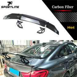 Carbon Rear Lid Racing Spoiler Wing For Bmw F22 220i 228i M2 M235i M240i 14-19