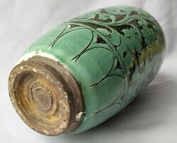 A Beautiful Rare And Genuine Chinese Antique Song Dynasty Yue Yao Green Glaze Vase
