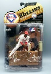 2009 McFARLANE TOYS JIMMY ROLLINS PHILADELPHIA PHILLIES TARGET EXCLUSIVE