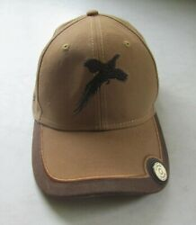Pheasants Forever Rooster Booster Hat; Buckle Back & Bonus PF Window Decal $10.99