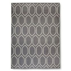 Several Colors and Sizes! 100% Nylon Dot Tile Area Rug Tapestry Dorm 144 x 108