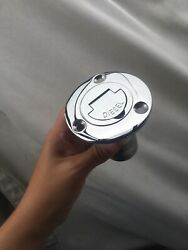 316 Stainless 1.5 Keyless Boat Deck Fill For Diesel Fuel