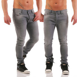 Diesel Jeans Tepphar 0853t Menand039s Trousers Slim Carrot Grey Skinny Jeans Wow New