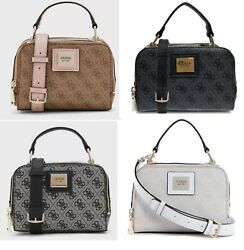 Candace 4G Pattern Top Handle Handbag Crossbody Bags 4 Colors NWT SG766870 $39.99