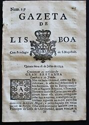 1754 Washington 1st News And Important Letter Virginia Governor French Forces Ohio
