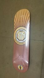 Rare Brand New Guy Mariano Girl Skateboards Pro 8 1/8 Inch Collectable Deck