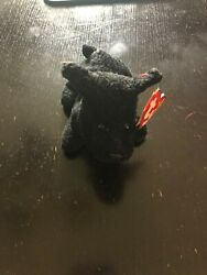 Ty Beanie Babies ~ Scottie the Terrier Dog ~ Retired Original with Tags