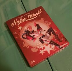 Fallout 4 Nuka World Cola Steelbook Casing Only No Game G2 Size Ps4 Xbox One