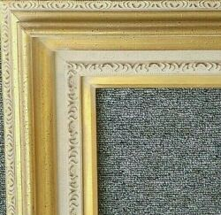 5 Wide Antique Gold Oil Painting Picture Frame 446g Frames4art