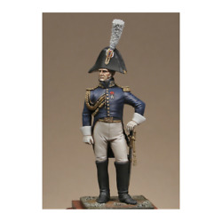 Deputy Warrant Officer Painted Tin Toy Soldier Pre Sale | Art Quality