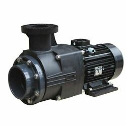 Waterco Hydrostar Plus Pump 5hp 3 Phase Without Strainer 208-230/460v